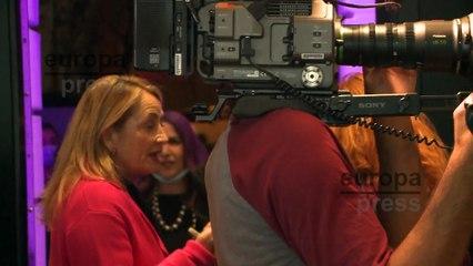 La familia Flores al completo apoya el estreno del documental 'Lola'