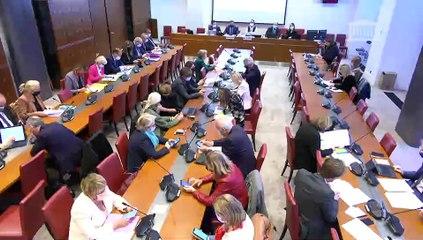 Commission des affaires sociales : Loi de finances pour 2022 (seconde partie), crédits de la mission Régimes sociaux et de retraite et du compte d'affectation spéciale Pensions  - Mercredi 27 octobre 2021