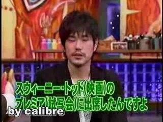 松山ケンイチさん ジョニーを語る
