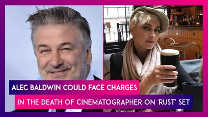 Alec Baldwin Could Face Charges In The Death Of Cinematographer On 'Rust' Set