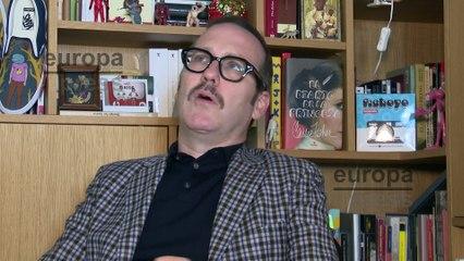 Joaquín Reyes habla sobre 'Subidón', su primera novela