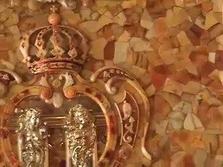 Tsarkoïe Selo Chambre d'Ambre