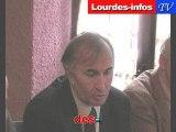 Jacques Behague réunion commune entente républicaine
