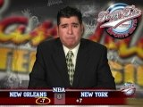New Orleans Hornets @ NY Knicks NBA Basketball Preview