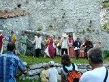 Médiévales de Montfort 2007 - Danse médiévale 2