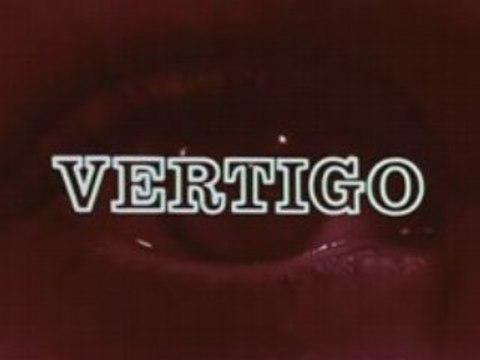 Sueurs Froides Vertigo 1958 Generique Du Film d' Hitchcock