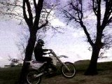 saut moto cross