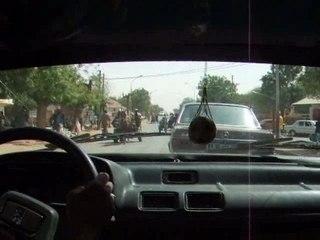 Taxi à Louga