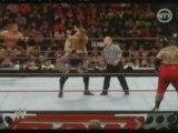 Triple h & Shawn Michaels vs Snitsky & Umaga