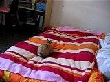 mon lapin nain très sauvage!