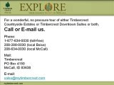 McCall Real Estate Properties & Second Homes - Timbercrest