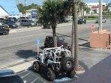Daytona Beach Florida - Jeep Beach 2007 - jour 5 clip 1