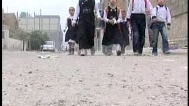UNICEF appeals for $37 million to save vulnerable Iraqi children, Part 1