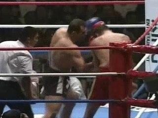 K-1 brutal KO's by Damien