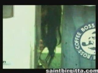 Dead girl ghost spirit video!!