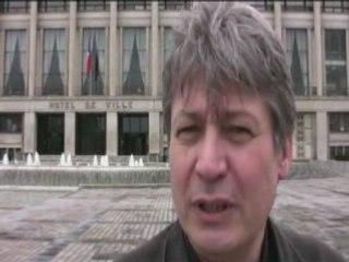 Laurent Logiou  pour un maire socialiste