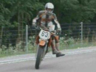 KTM  stunts