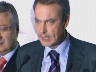 Discurso de Zapatero tras su victoria en las Elecciones 2008