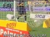 Boca 1 Independiente 1 - Goles Caceres en contra y Riquelme