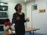 Soumayya Fall 1ère conférence B.A.S 14 Février 2008 1/2