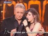 Michel Sardou & Lucie * Je vais t'aimer *