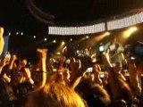 Bercy Debut du concert Ich Brech Aus 9 mars Tokio Hotel