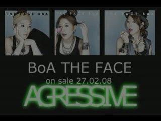 BoA - AGGRESSIVE