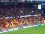 Supporters RC Lens Les Corons