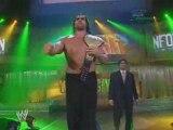 WWE Unforgiven Batista vs Rey vs Great Khali (1)