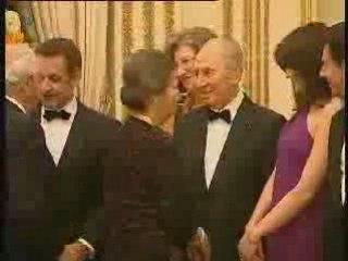 Froid entre Simone Veil et Carla Sarkozy