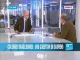 Colonies israéliennes : une question en suspens-France 24