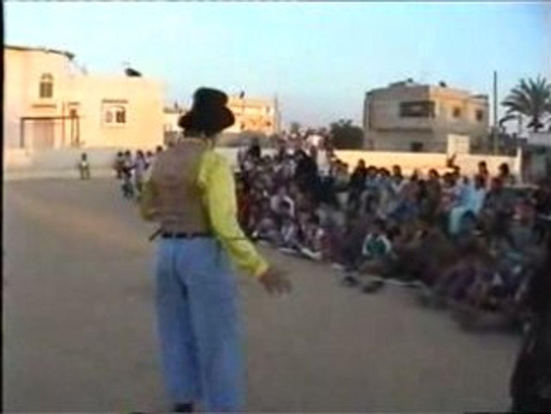 Clowns-Sans-Frontières à GAZA 2002