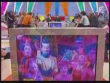 Emission On a tout essayé Ruquier Cirque Du Soleil Mai 05