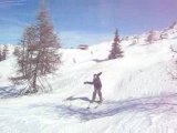 Au ski  François prout 180 (Les Arcs 2007)