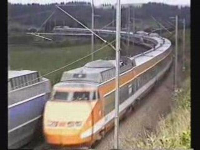TGV TRICOURANTS PANACHES