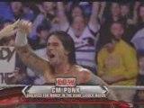 CM Punk vs. Big Daddy V in a Money in the Bank Qualifying