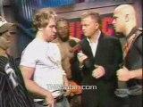 TNA10-5-06:Chris Sabin Sonjay Dutt Jay Lethal interrupt Sens