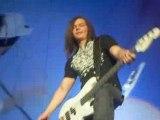 Leb' die sekunde; Tokio Hotel; 9 mars; Bercy; Rym