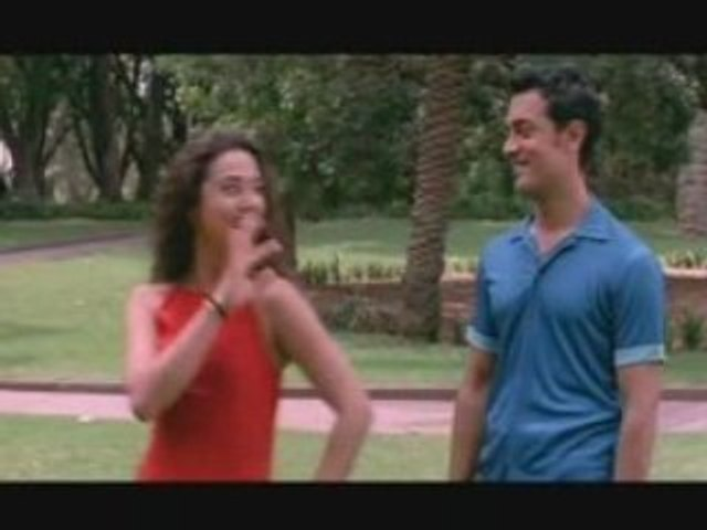 Jaane Kyun Log from DIL CHAHTA HAI - Preity Zinta