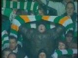 Glasgow You_ll Never Walk Alone chants