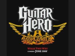 Guitar Hero : Aerosmith songs list