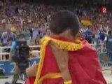 Hicham El Guerrouj - 2 medailles d'or olympique