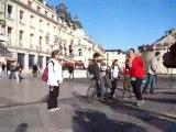 Manif dans les rues d'Orléans 05
