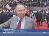 Voiture électrique au Salon de l'auto de Genève 2008