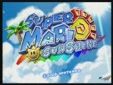 ingame Super Mario Sunshine