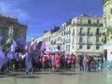 TIP 2008 défilé dans les rues de Montpellier