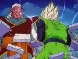 DBZ - Gohan goes Super Saiyan 2 at the World Tournament