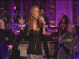 Mariah Carey - Touch My Body - Live