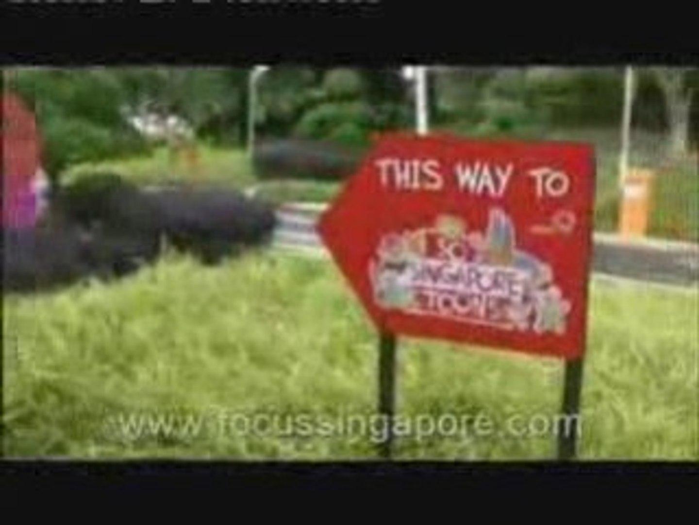 Singapore Discovery Centre - Discovery of Singapore