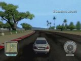 Test Drive Unlimited Mercedes CLK DTM AMG